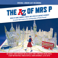 The AZ Of Mrs P Original London Cast CD
